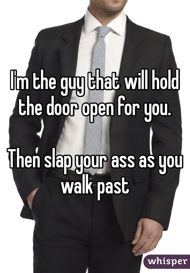 Slap your bum