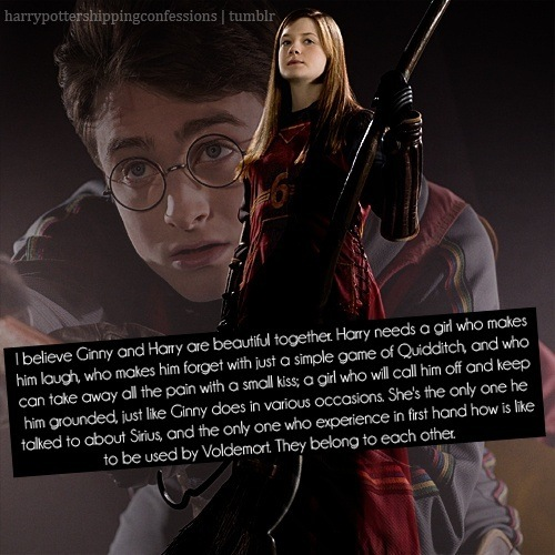 harry and ginny have sex