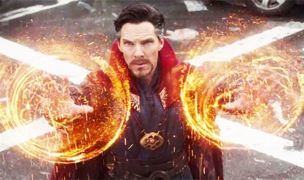 Why is Doctor Strange so weak in Avengers: Infinity War? - Quora