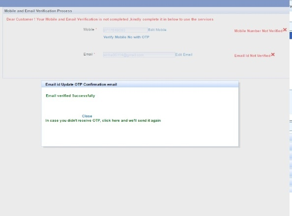 how to verify my email and number by irctc quora
