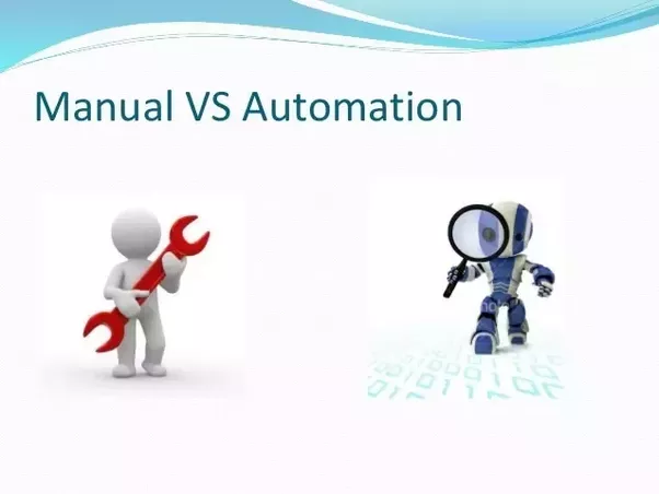impact of manual and automation testing For businesses wanting to survive in ever more competitive markets, where technological solutions are changing faster than many businesses can keep pace with, it's difficult to take advantage of the benefits of automating manual processes, because by the time a new software solution has been committed too, the technology has moved on.