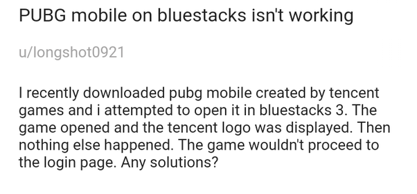 How to fix the BlueStacks 3N PUBG mobile loading problem - Quora