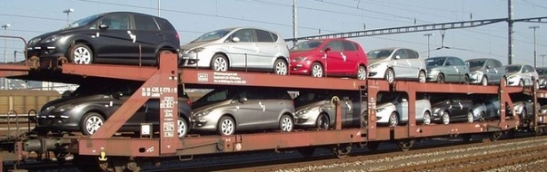 Ship My Car >> Can I Ship My Car By Train To California Quora