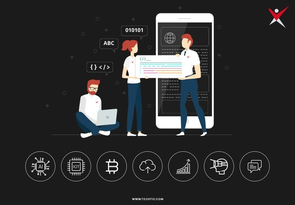 What are the new trends in mobile application development