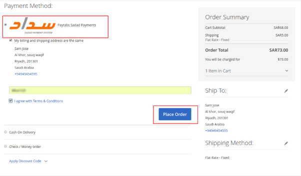 Which extension for Magento 2 allow clients to shop online using the