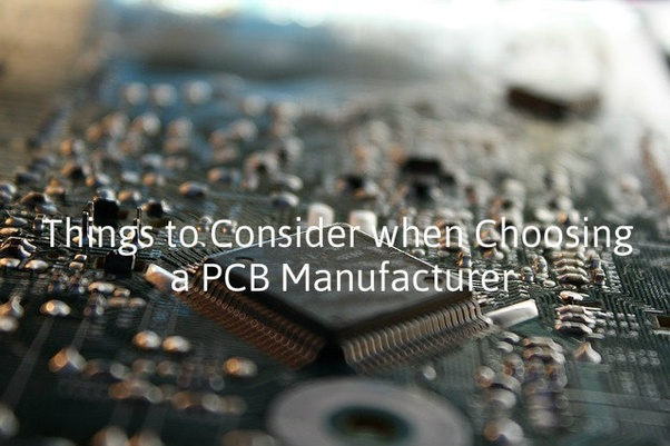 What is good tips, when selecting PCB assembly services? - Quora