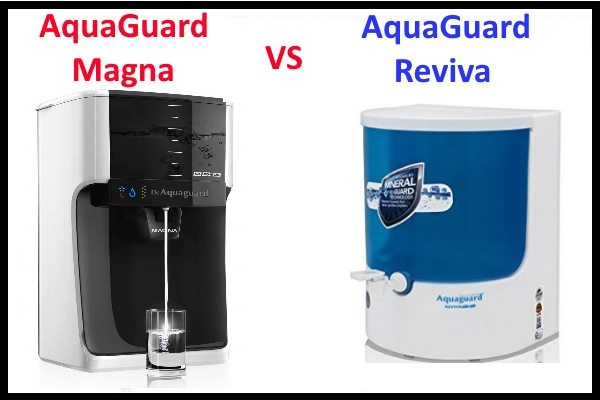 7c81c074ed0 Aquaguard Magna is High End RO Water purifier with many patented  technologies