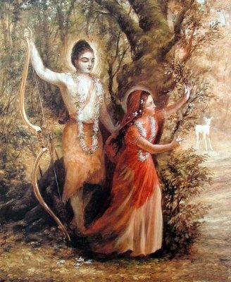 Was Lord Rama right in sending Mata Sita to the forest? - Quora