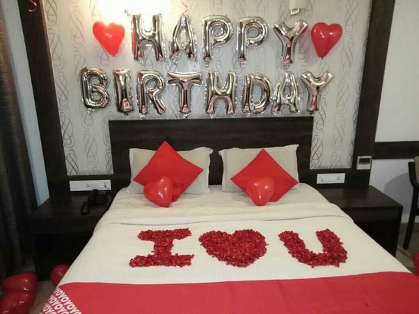 What are some ideas for room decoration for birthday party ...