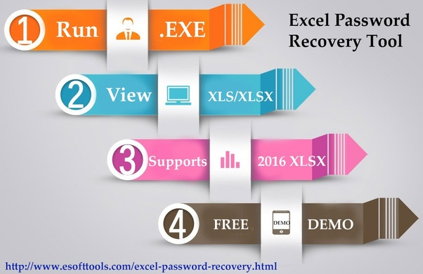 microsoft excel password remover 2016