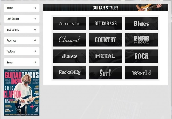 What is the best online guitar course? - Quora