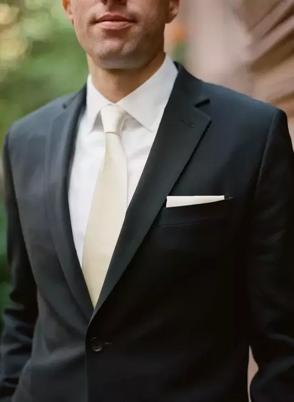 Is it ok to wear a black suit for a wedding? - Quora