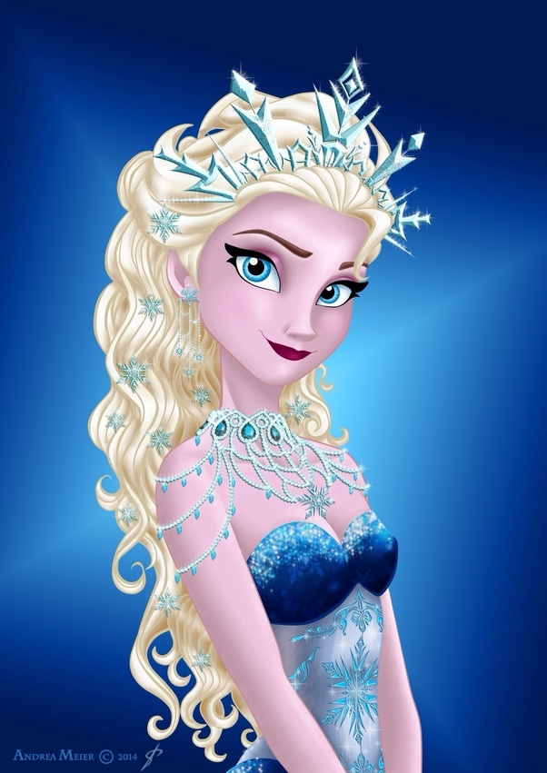 Whos your favourite disney princess quora elsa is such an important disney royal because she is an easy stand in for any number of people who are not normal and marginalised altavistaventures Image collections
