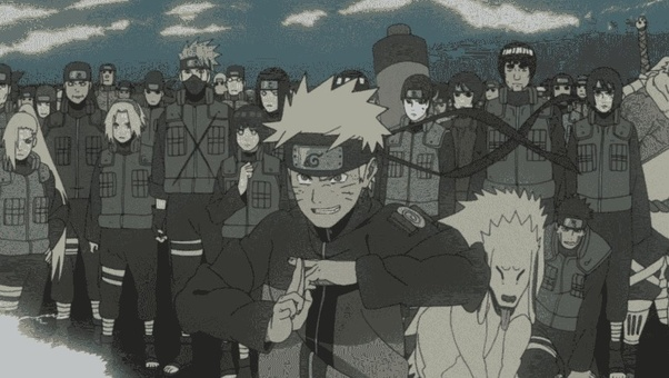 If you had the ability to change something in Naruto, what