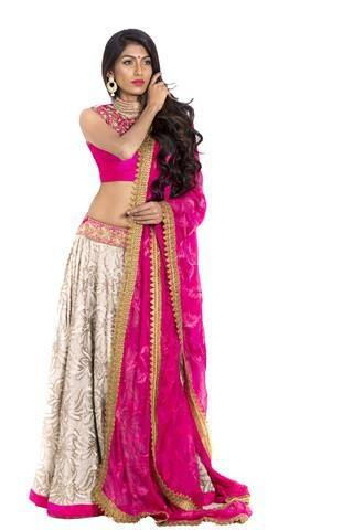Can I wear wedding lehenga in the party and from where can I get ...