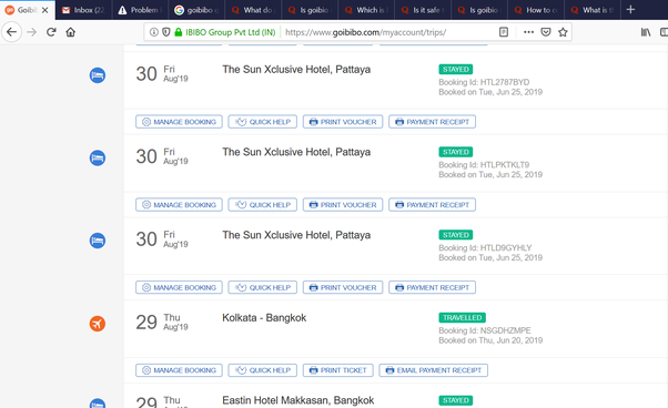 What do people think about the offers on goibibo? - Quora