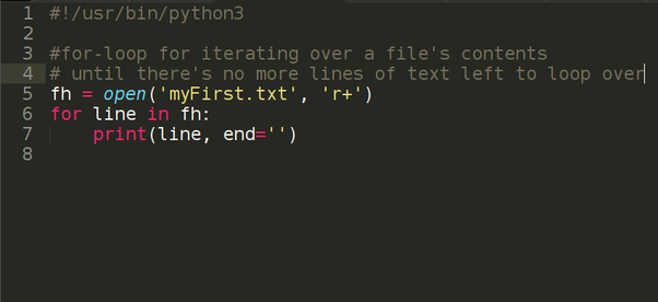How to use for and while loops in Python - Quora