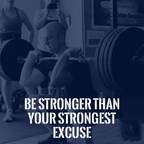 Do Have Any Favorite Gym Quotes Or Posters That You Prefer To Look