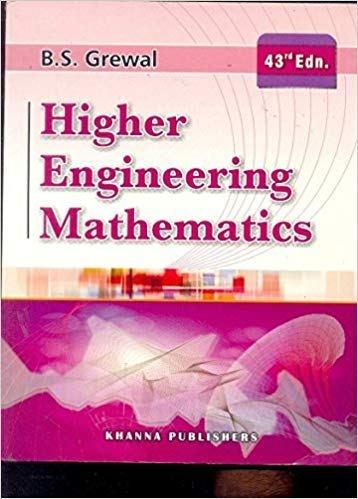 Bv Ramana Higher Engineering Mathematics Pdf