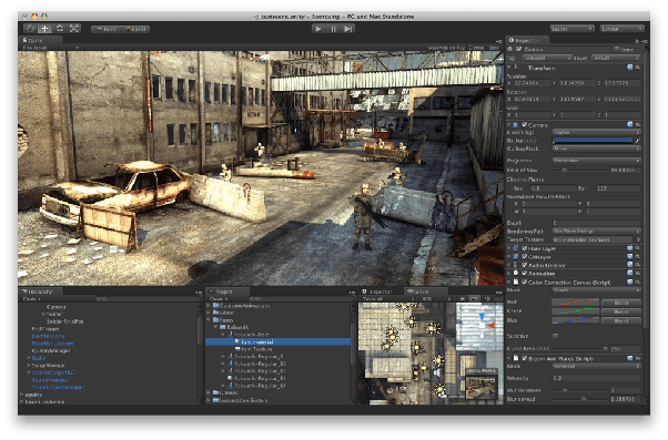 What is the best game engine to develop MMO? - Quora