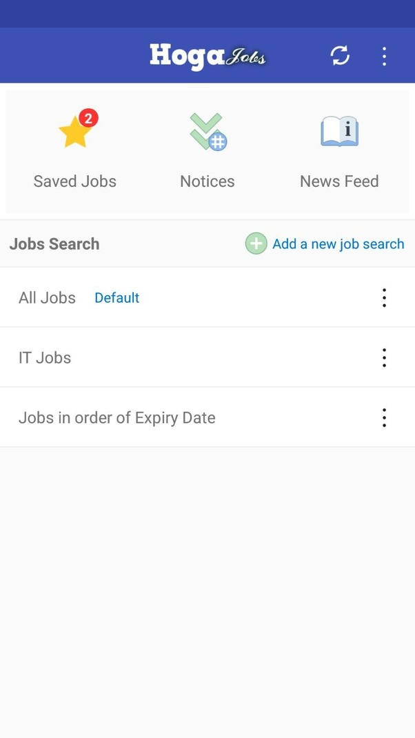 Superior With Hoga Jobs, You Can View All The Relevant Jobs In Less Than 5  Mins.Please Find Below Few Screenshots.