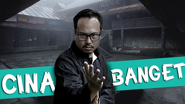 What is the meaning of, 'cina banget si lo' in Malay? - Quora