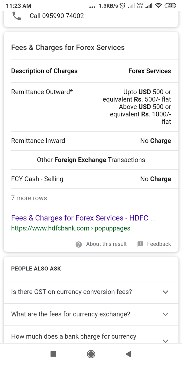 What Is The Currency Exchange Fees For Converting Usd Us