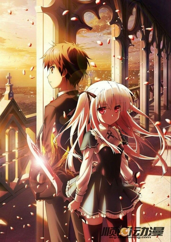 What Anime Series Are Similar To Chivalry Of A Failed