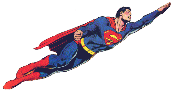 Why does Superman fly headfirst? - Quora