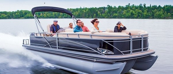 How to learn to drive a pontoon boat