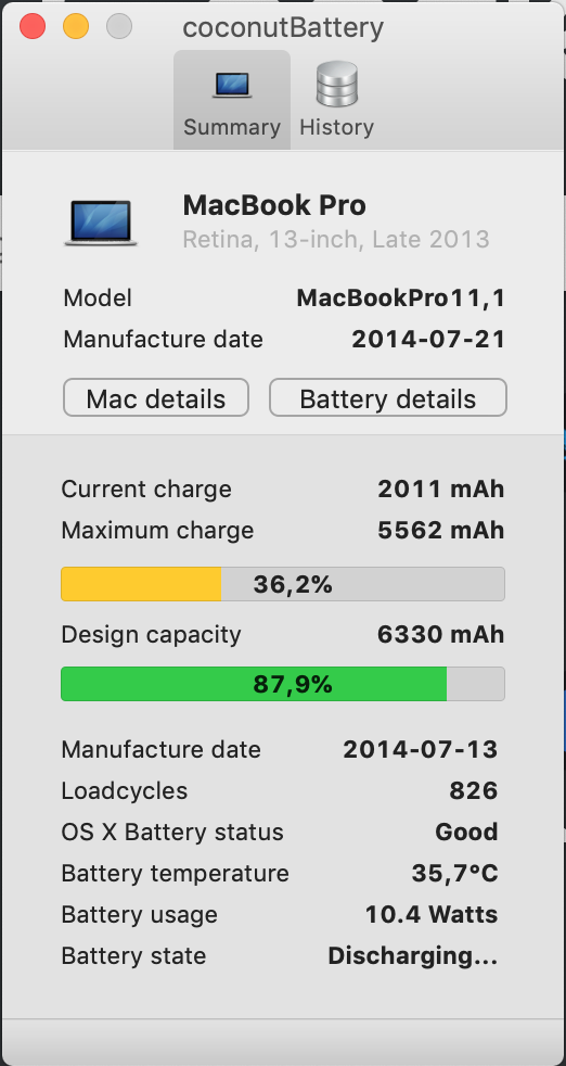 How to find the manufacture date of my MacBook Pro - Quora