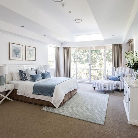 What type of a bed you should choose for a master bedroom ...