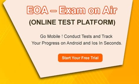 Online Examination System Project In Java