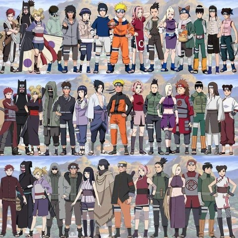 If you had the ability to change something in Naruto, what would you