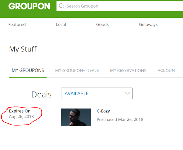 how to check if my groupon voucher code is still valid quora