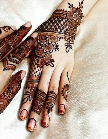 How To Do Mehndi Designs Step By Step Quora