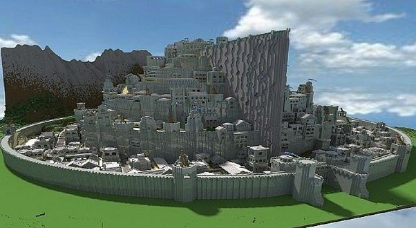What Are The Most Impressive Minecraft Builds