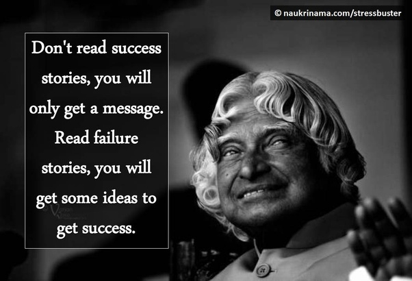 What Are Some Of The Best Motivational Quotes By Dr Apj Abdul Kalam