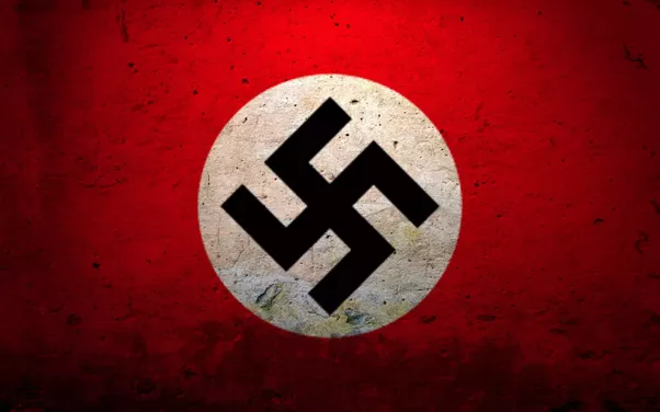 Why Is The Holy Symbol Of Swastik Found In The Nazi Flag Quora