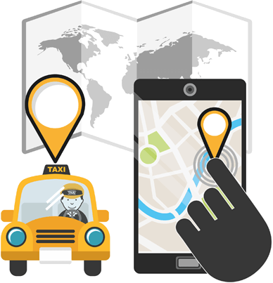 How to start a ride share company? Taxis require permits and