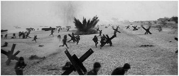 D Day Real Pictures What was the di...