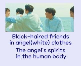 What's the story behind BTS's Euphoria MV? - Quora