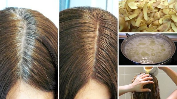 Mehndi For Gray Hair : What are some natural remedies to get rid of grey hair quora