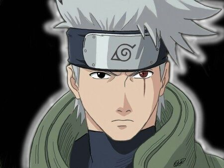 In Naruto, is Kakashi's face ever shown? - Quora