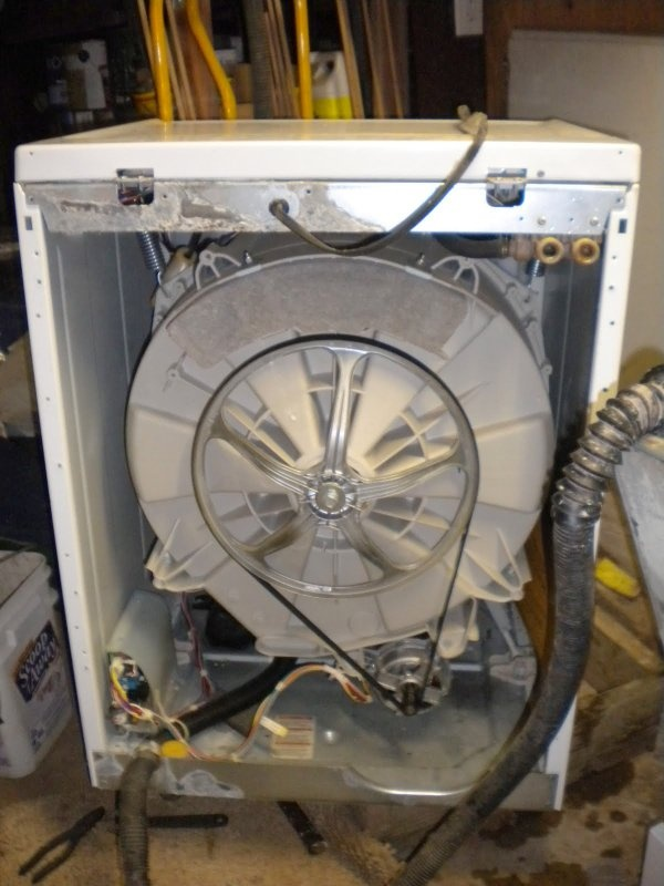 What Is The Speed Of A Washing Machine Motor Quora