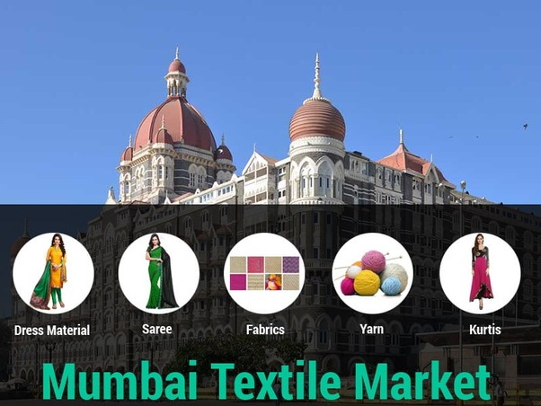 Which are the best wholesale for fabrics in mumbai? - Quora