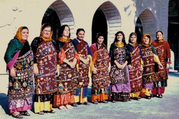 Iraqi Ethnic Groups