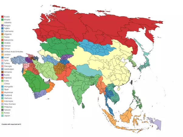 If you could redraw all borders in the world what would the world the larger the country and the bigger the number of its people the more prosperity a country can have unity is strength on the other hand i disagree with gumiabroncs Image collections