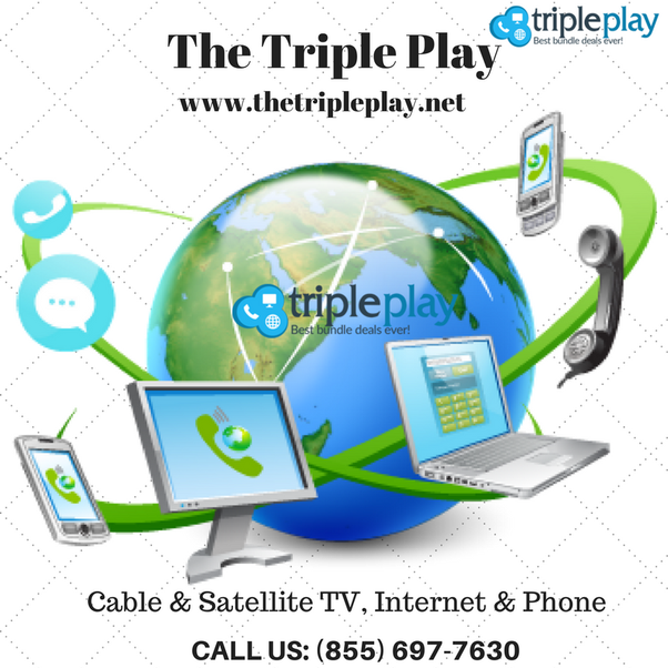 What Is Triple Play Services In Networking Quora