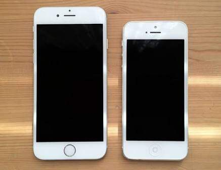 iphone 55s versus iphone 66s